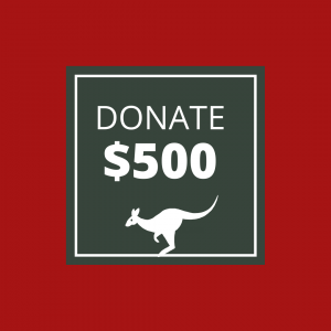 BUSHFIRE APPEAL: DONATE $500