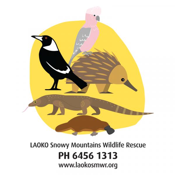 Australian Wildlife Reusable Shopping Bags